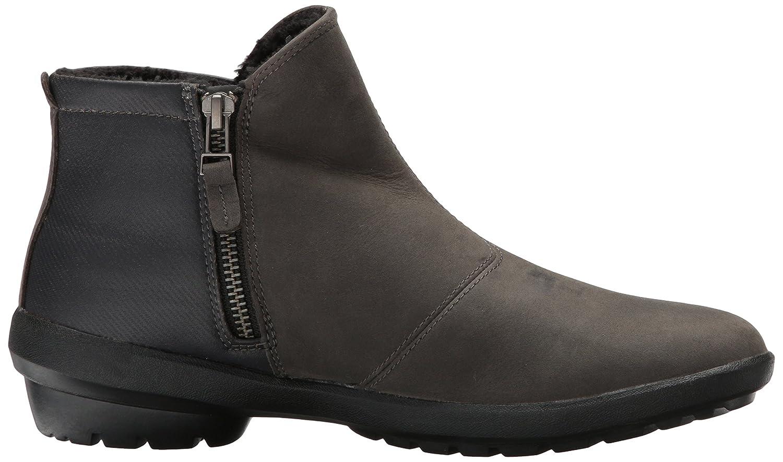 Helly Hansen Women's Arabella US|Pewter/Black/Black Winter Boot B01ND3ZV90 9.5 B(M) US|Pewter/Black/Black Arabella Gum 5200cc