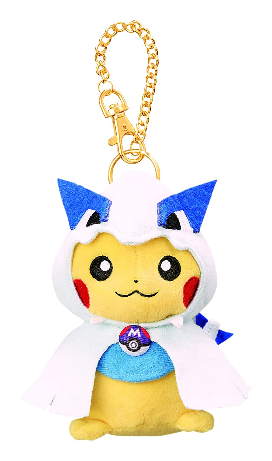 Pokemon Center Original mascot Lugia poncho Pikachu
