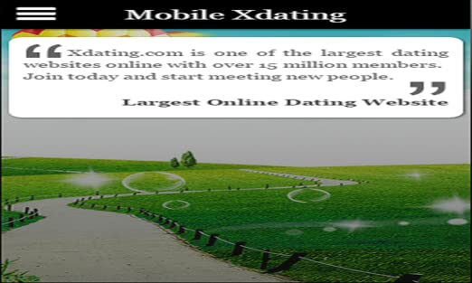 Xdating sign in