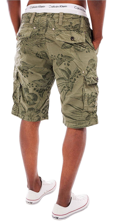 MAKI Herren Outdoor Cargo Shorts Vintage Kurze Hose Bermuda Sommerhose  Battlefield 4875 Grün M: Amazon.de: Bekleidung