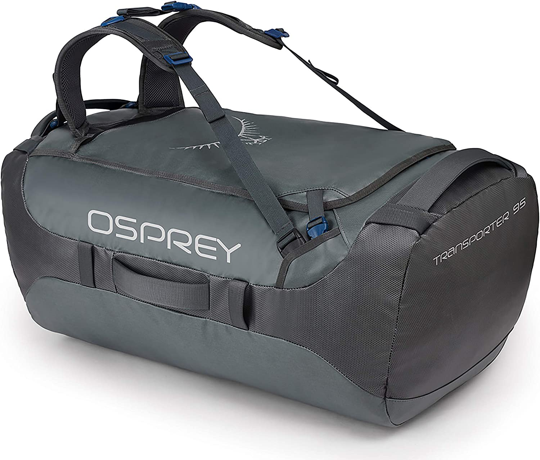 Pointbreak Grey O//S Osprey Transporter 95 Sac de voyage unisexe