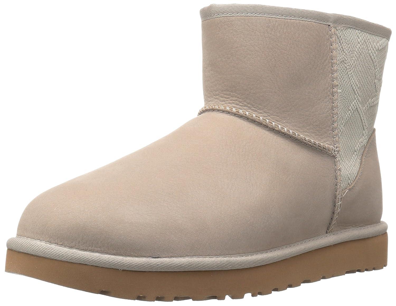 2d0ba9946757 UGG Womens Classic Mini Snake Winter Boot: Amazon.ca: Shoes & Handbags