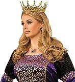 Forum Novelties Adult Royal Queen Crown