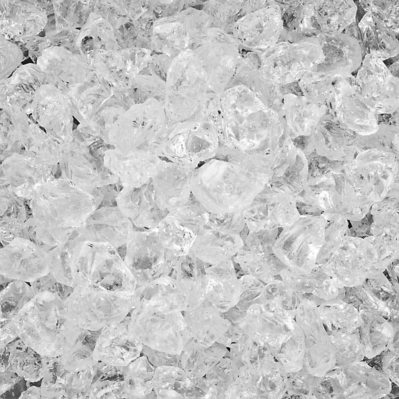 5kg Acryl Crash Ice Grün DIAMANTEN STREUDEKO TISCHDEKO HOCHZEIT NUGGETS MURMELN