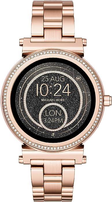 cb06eb7269e9 Reloj Michael Kors para Mujer Sofie MKT5022  Amazon.es  Relojes