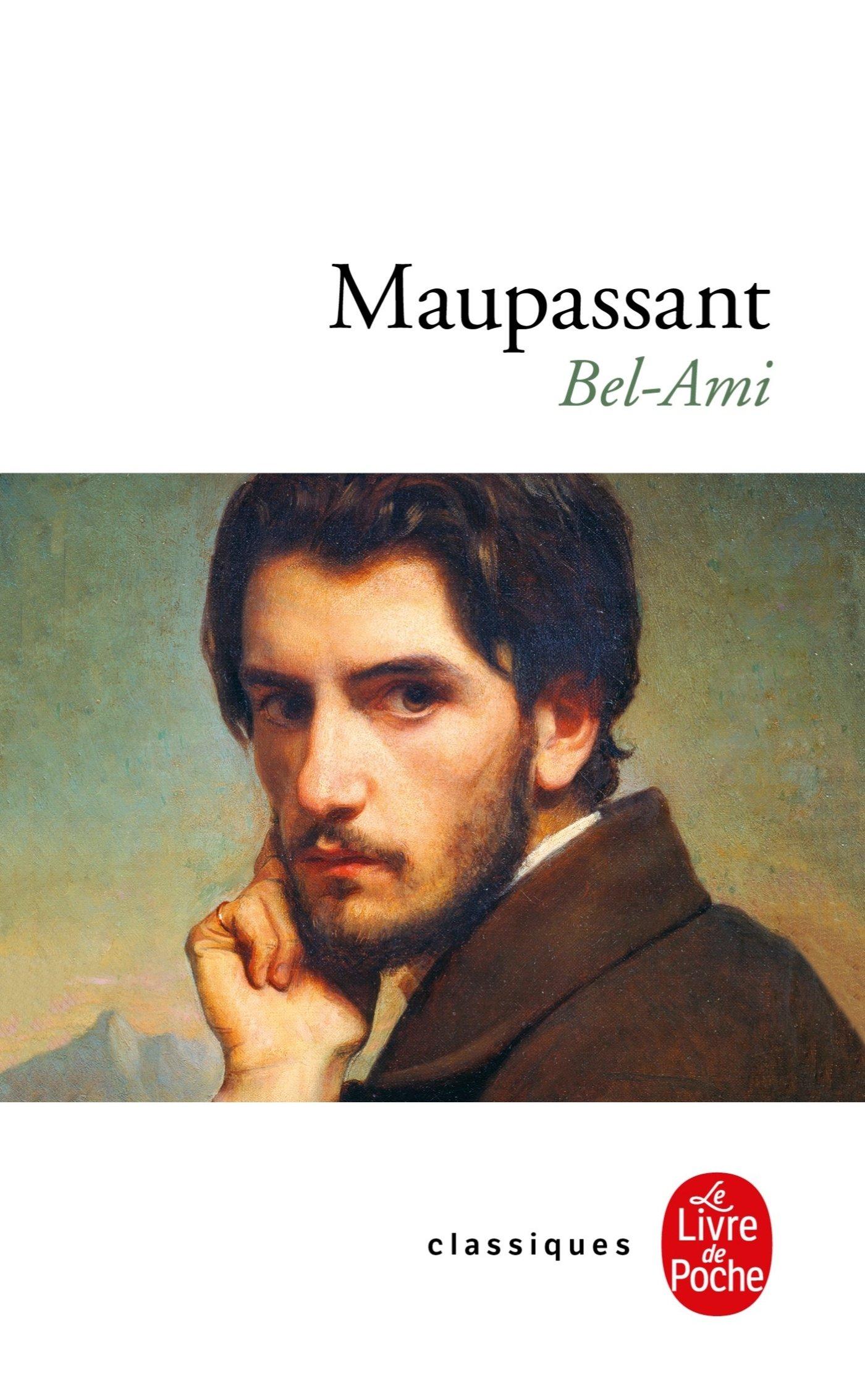 Bel Ami Le Livre De Poche French Edition Guy De