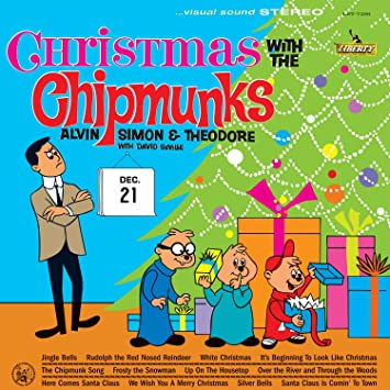 Image result for the chipmunks christmas images