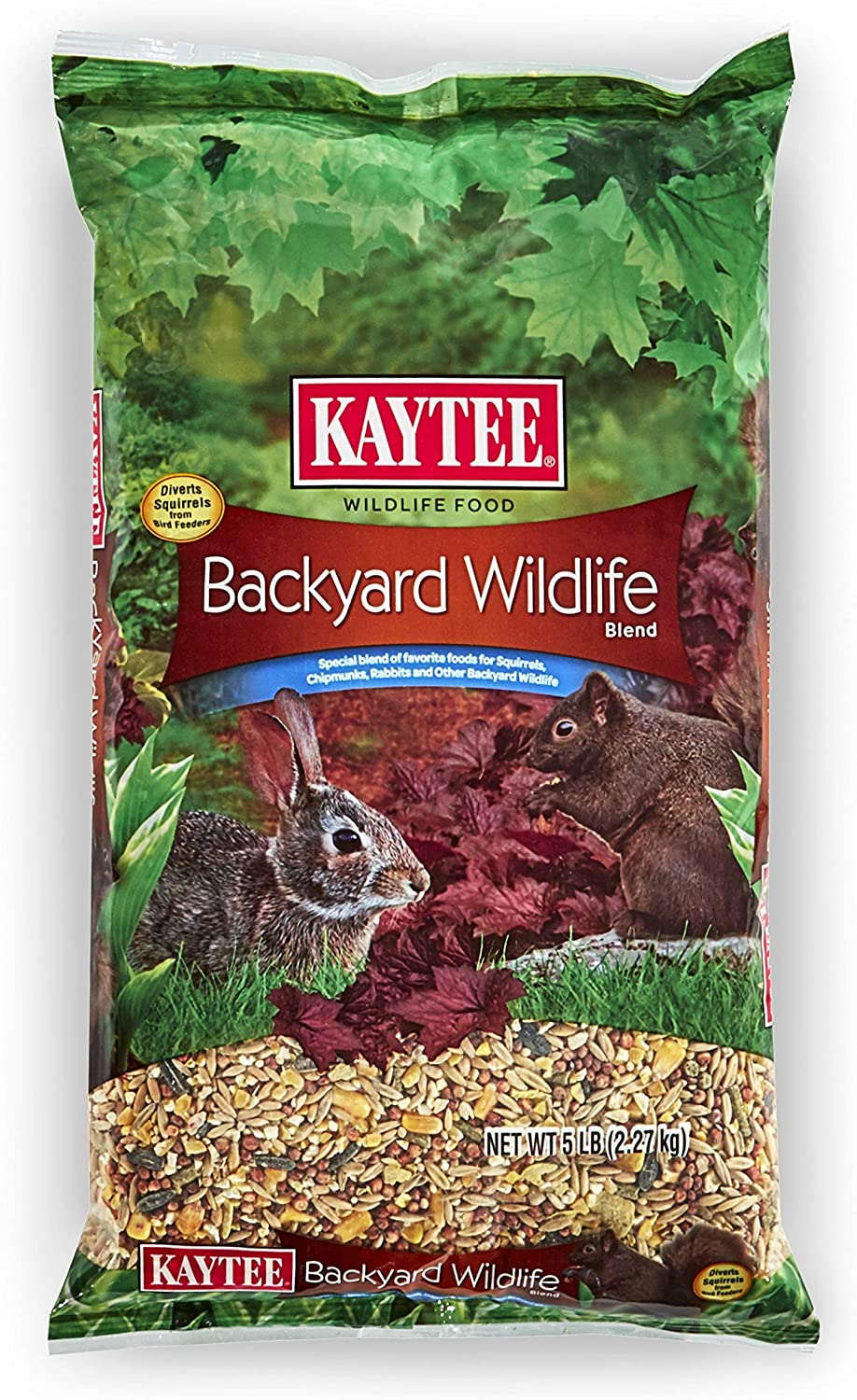 Kaytee Backyard Wildlife, 5-Pound Bag