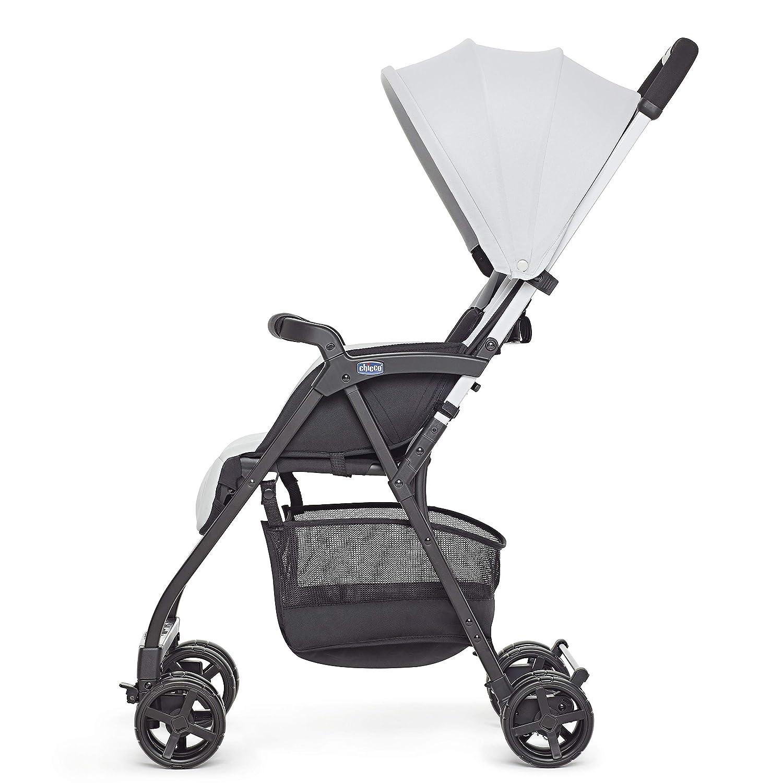 Chicco Ohlala - Silla de paseo, ultraligera y compacta, 3.8 kg, colección 2017, color gris