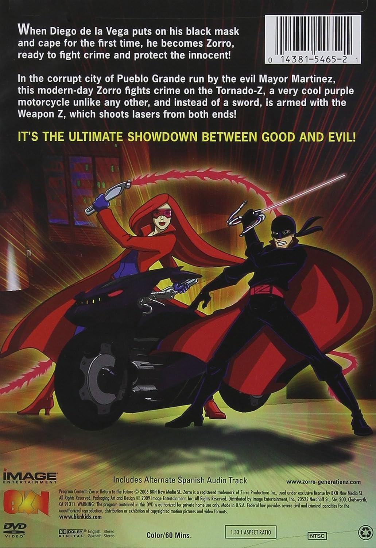 Amazon Zorro Return To The Future Movies TV