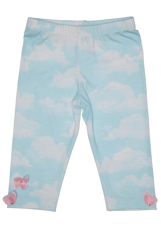 Kate Mack Girls 2-6X Butterfly Sky Legging