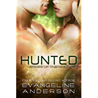 Hunted: (Alien-vampire science fiction romance) (Book 2 of the Brides of the Kindred Alien Warrior Romance series)