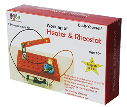 Buy a156 working of heater and rheostat do it yourself school a156 working of heater and rheostat do it yourself school project science fair diy solutioingenieria Gallery