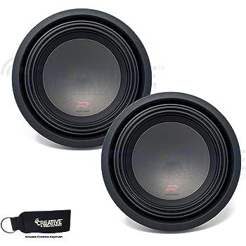 Amazon.com: Alpine Two R-W10D4 R-Series 10-Inch Dual 4 Ohm ...