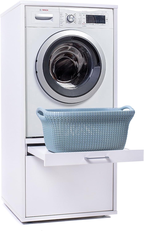 Waschmaschinenschrank Der Waschturm Basismodel Tuv