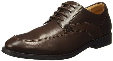768e4334 Clarks Men's Corfield Apron Formal Shoes