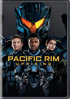Book Cover: Pacific Rim Uprising