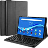 ProCase Lenovo Tab M10 FHD Plus Keyboard Case 10.3 Inch (2020 2nd Gen), Slim Lightweight Smart Cover with Magnetically Detach