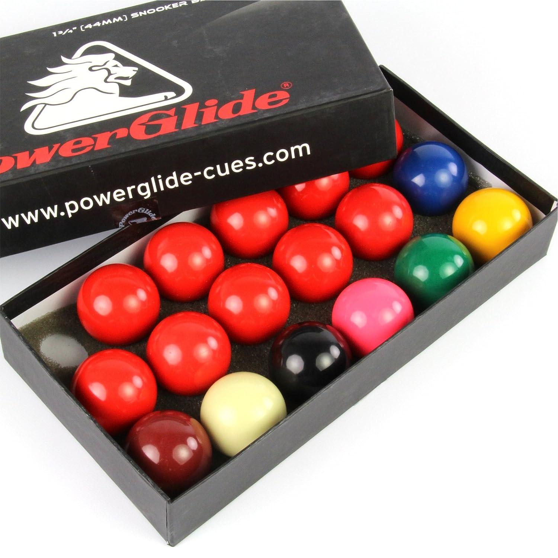 Powerglide–11/5,1cm 38mm Boules de billard pour enfant Powerglide-11/5 Jonny 8 Ball