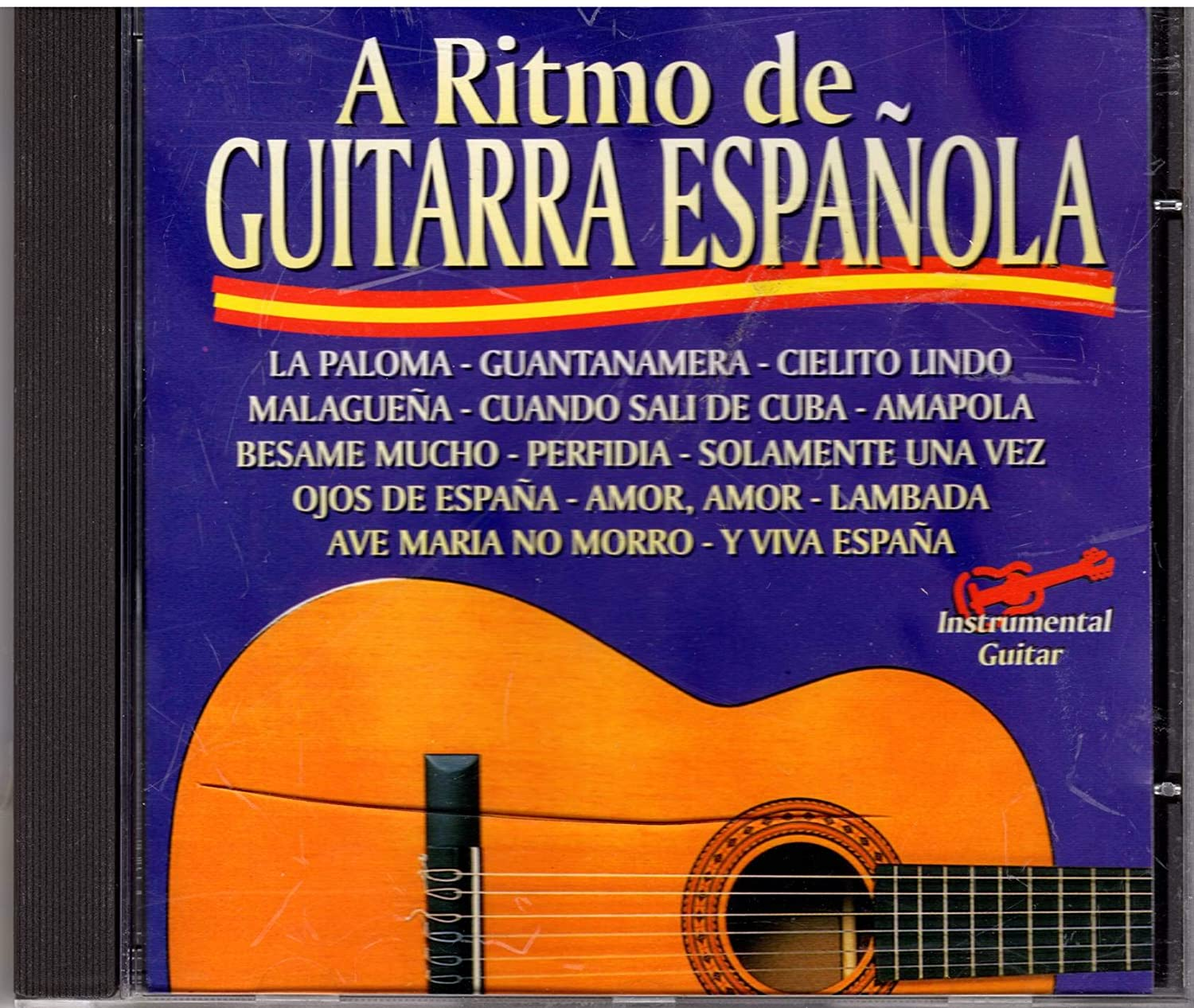 Ritmo De Guitarra Espanola: Various Artists: Amazon.es: Música