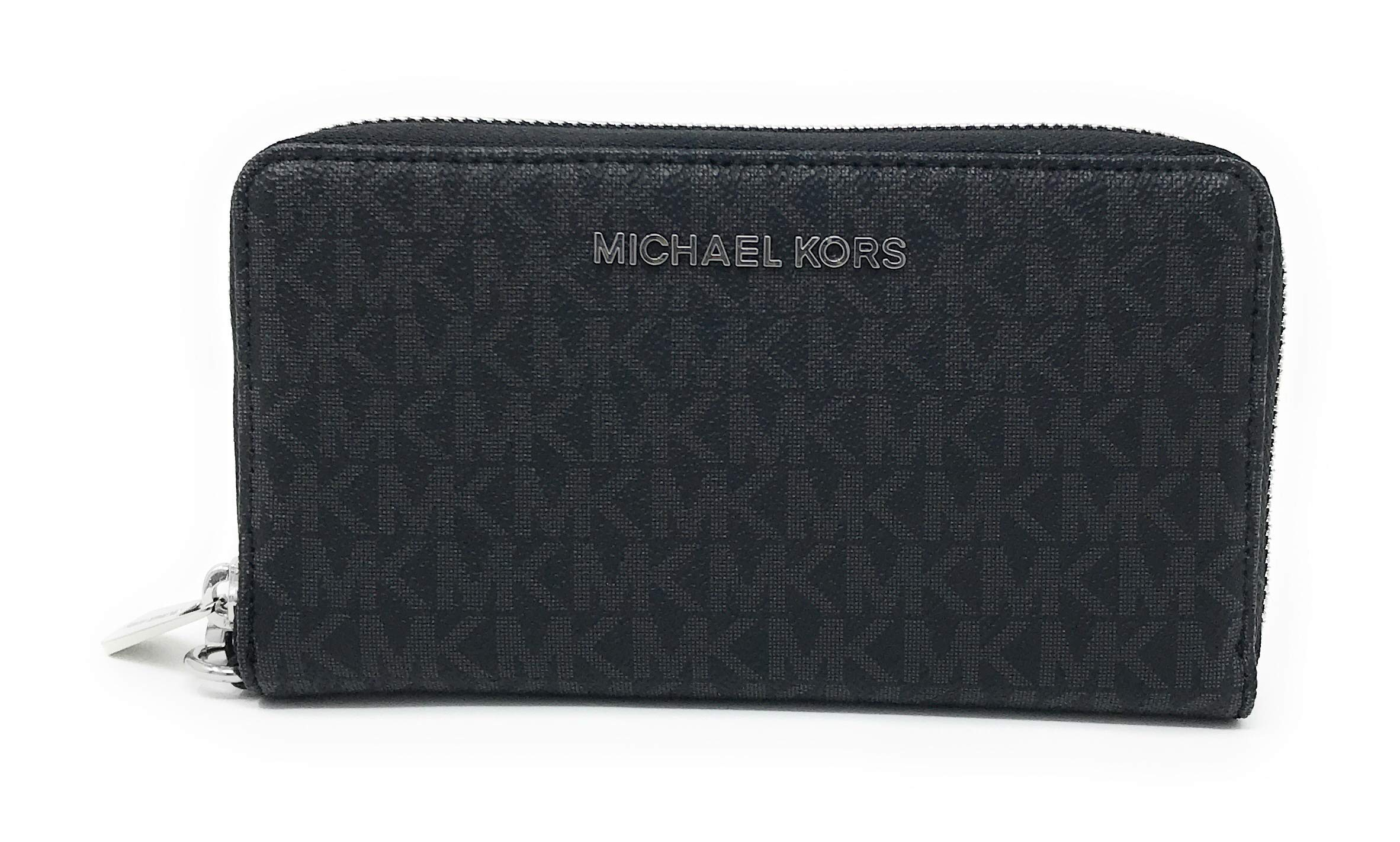 Michael Kors Women's Jet Set Travel Multifunction Phone Case