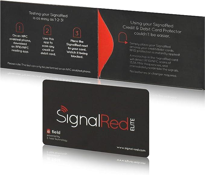 Amazon.com: Protector de tarjeta de crédito: 1 tarjeta de ...