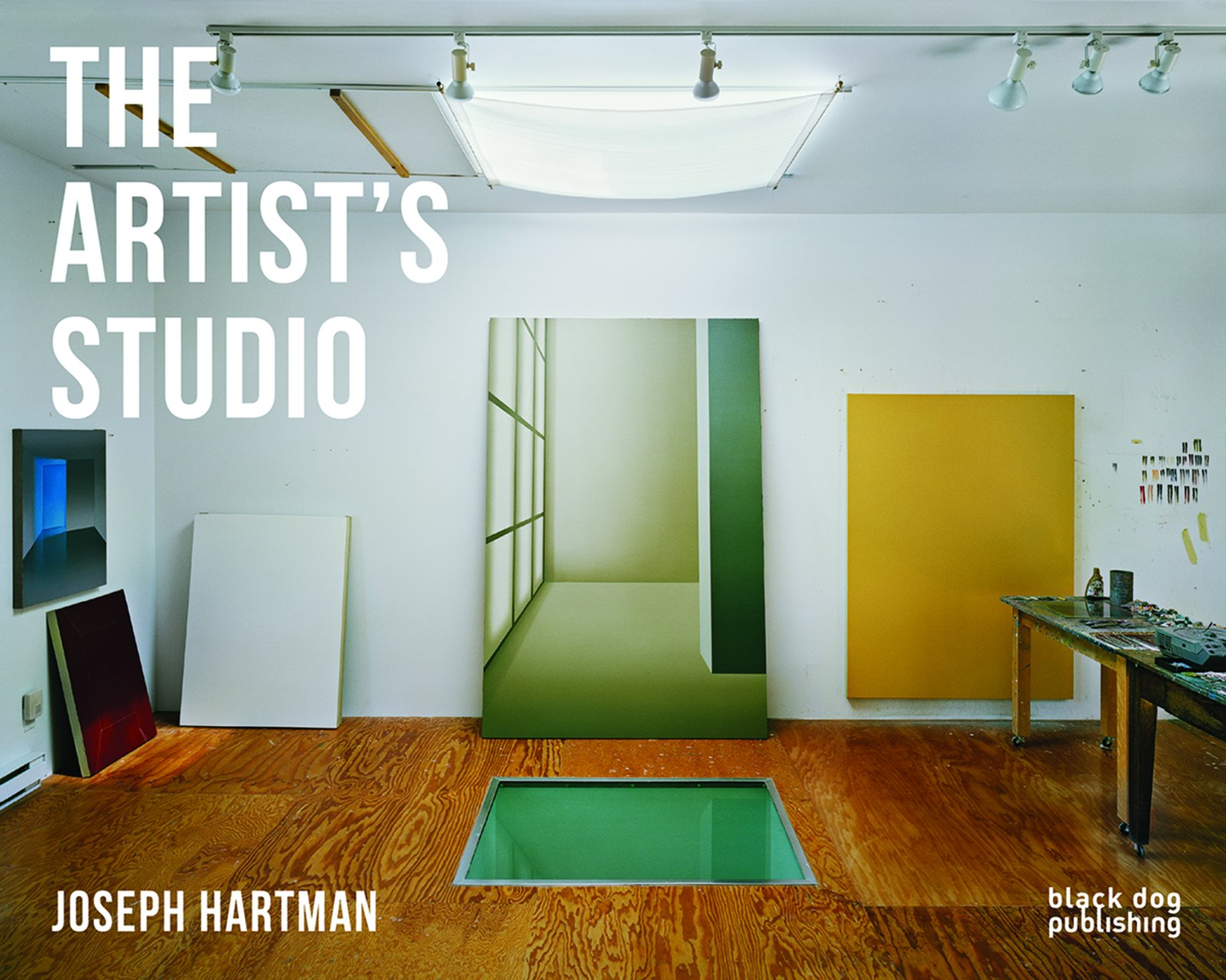 The Artistu0027s Studio: Joseph Hartman: Joseph Hartman: 9781911164203:  Amazon.com: Books