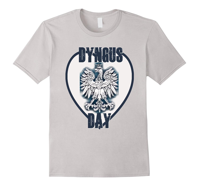 fcd5c4796149 Dyngus Day Tattoo Shirt Ink Polish Pride Heart Poland Eagle-TH ...