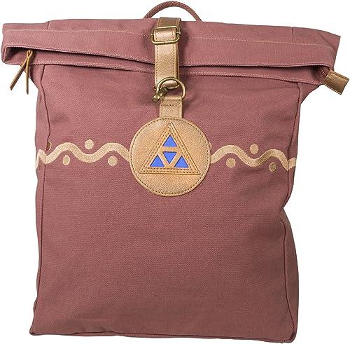 Musterbrand Zelda Backpack Triforce Brown ONE