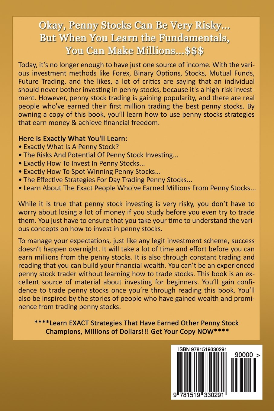 PENNY STOCKS: How to Find Penny Stocks That Can Make MILLIONS
