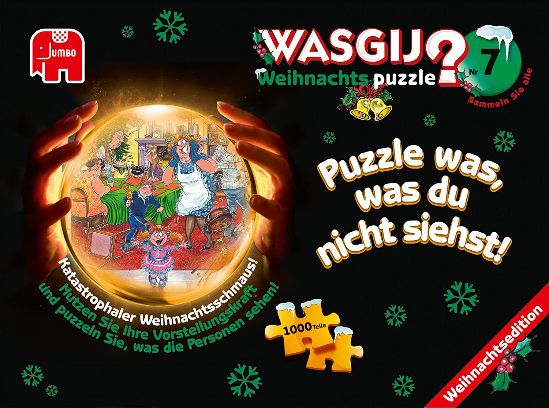 Jumbo 13226 1000 - Wasgij Christmas 7 - Katastrophaler Weihnachtsschmaus, 1000 13226 Teile 0eb8cc