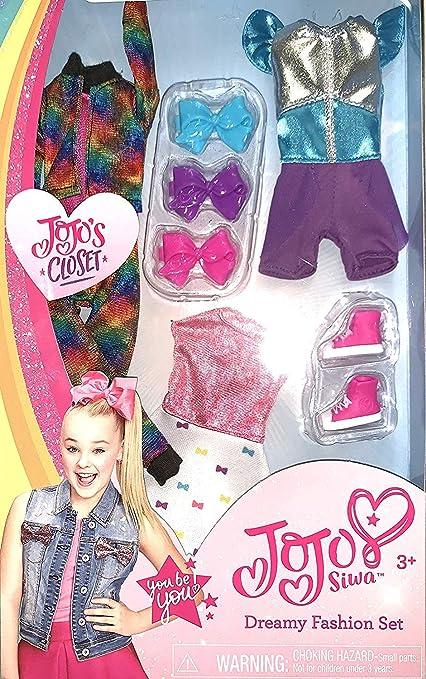 Jojo Siwa JoJo's Closet Dreamy Fashion