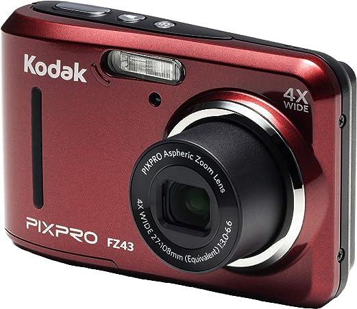 Kodak Pixpro Fz43 Digitalkamera 16 44 Megapixel Kamera