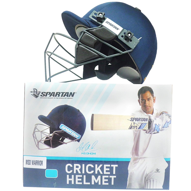 Spartan Ms Dhoni Warrior Cricket Helmet