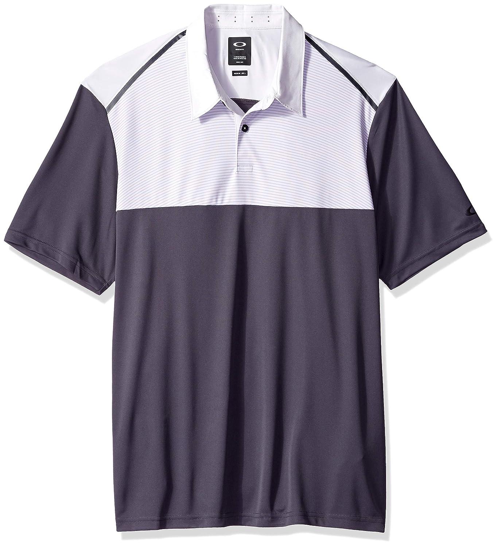 Oakley - Camiseta - Polo Shirt SS Color Block - Hombre: Amazon.es ...
