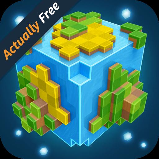Planet of Cubes Survival - Arrow Planet