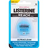 Listerine Ultraclean Floss, Mint, 30 yard  (Pack of 6)