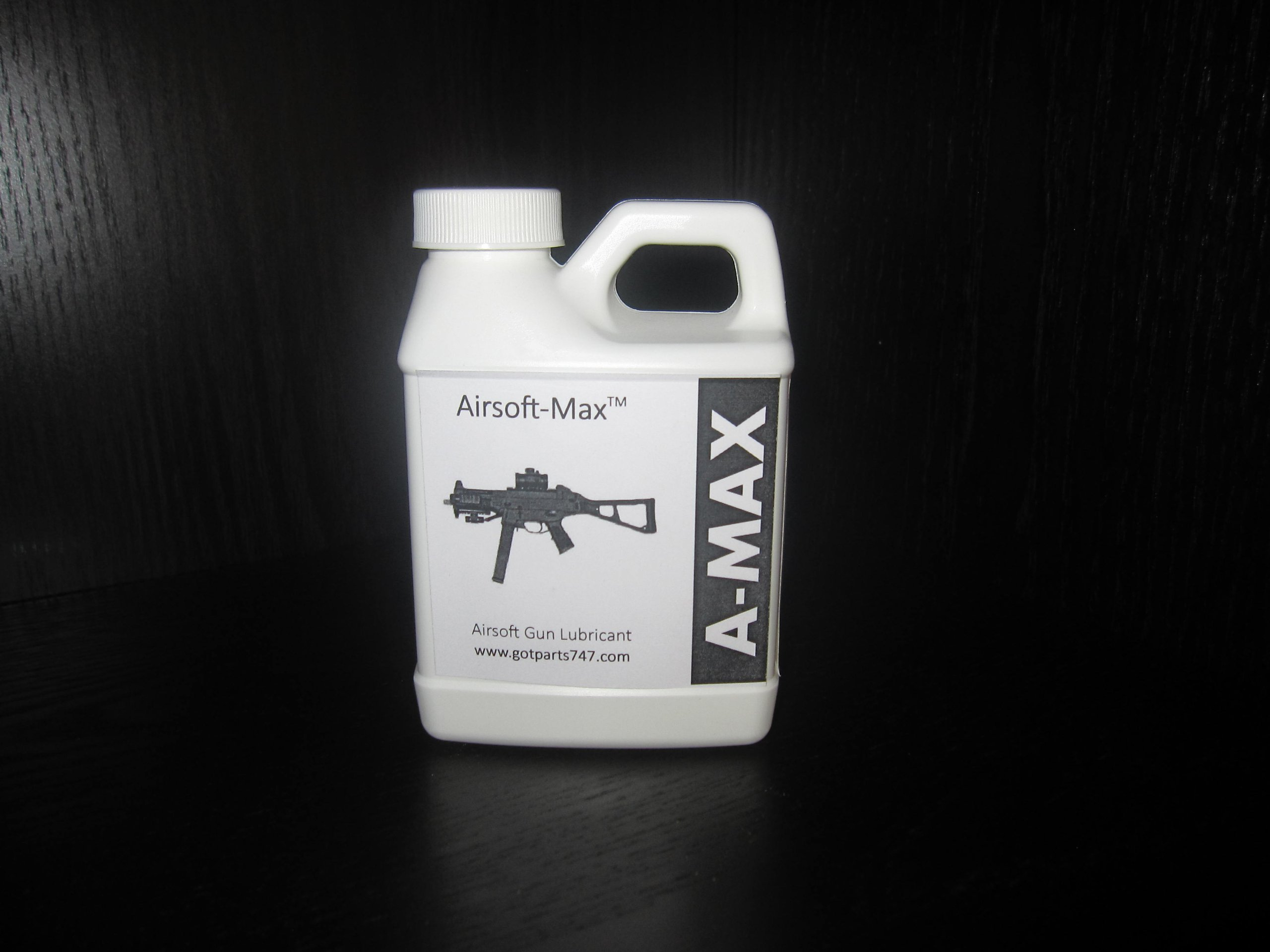 FREE Airsoft Gun Lubricant, Pure Silicone Oil, 8.5 oz - BUY 1 GET 1 FREE