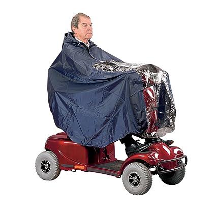 Homecraft - Chubasquero universal para motos para personas con movilidad reducida