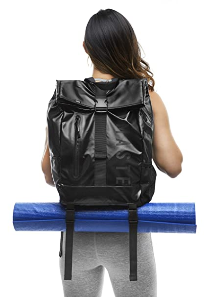 e5772fff1e Amazon.com   Masaya Yoga Mat Bag with Shoe Bags- Lightweight