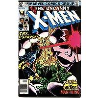 X-MEN #144 comic book 1981-MAN-THING-HIGH GRADE NM-