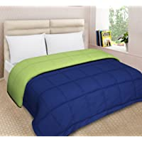 Urban Basics Ultra Soft 200 GSM Microfibre Reversible Comforter for Home & Bedroom