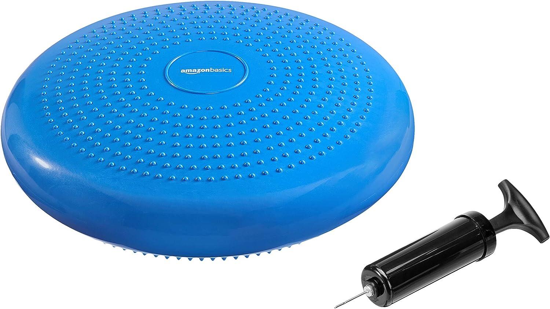 AmazonBasics Balance Training Stability Disc Cushion