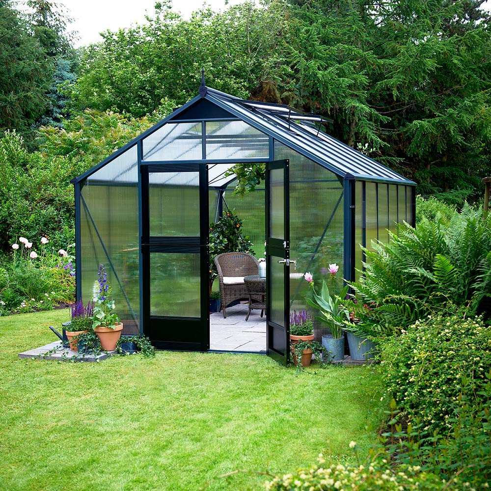 Amazon.com: Juliana Premium Greenhouse 10x12: Jardín y ...