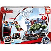 Los Vengadores - Superpack, 4 Juegos en 1: