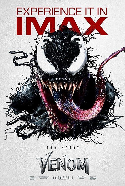 Lionbeen Venom Movie Poster Cartel de la Pelicula 70 X 45 cm ...