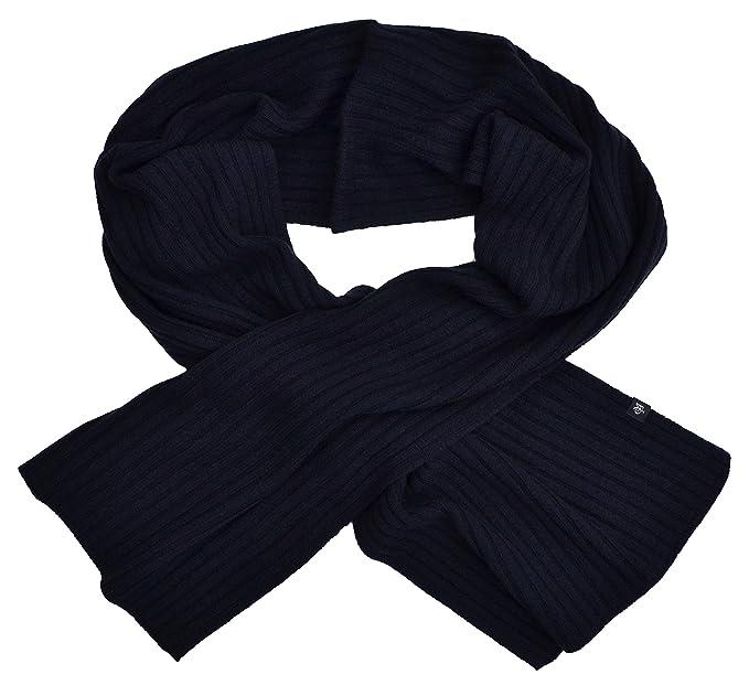 Marc OPolo 829506002050 Bufanda, Azul (Darkest Blue 895), talla ...