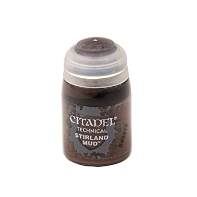 Games Workshop Citadel Technical Paint Stirland Mud 24ml: Toys & Games
