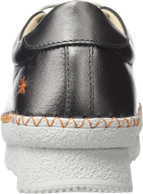 Art Pedrera, Sneakers Basses Femme Gris Antracita