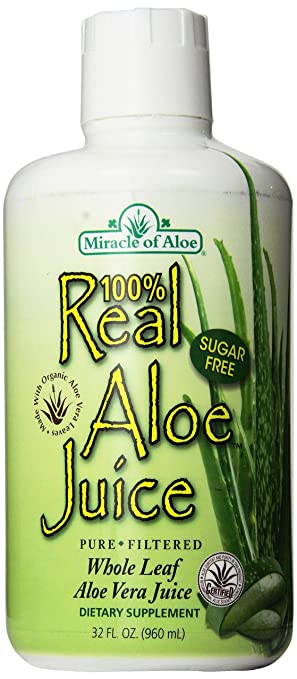 100 aloe vera juice